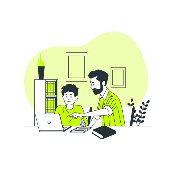 Pentingnya Mendampingi Anak Belajar Daring