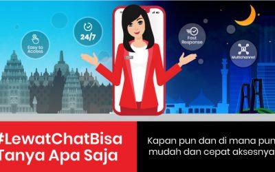Tanya Veronika Asisten Virtual Telkomsel Mudahkan Berbagai Kebutuhan