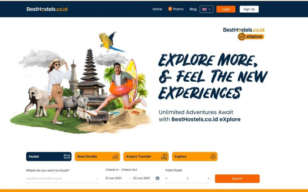 Jadikan Travelling-mu Semakin Berkesan dengan Best Hostels Indonesia