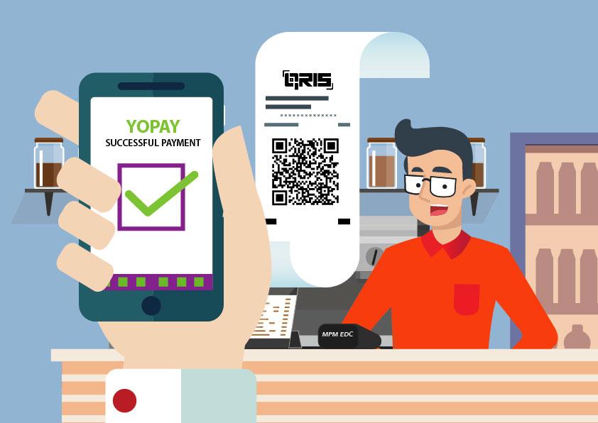 Ayo Gunakan Transaksi Digital Untuk Memajukan Pendidikan dan Ekonomi Nasional